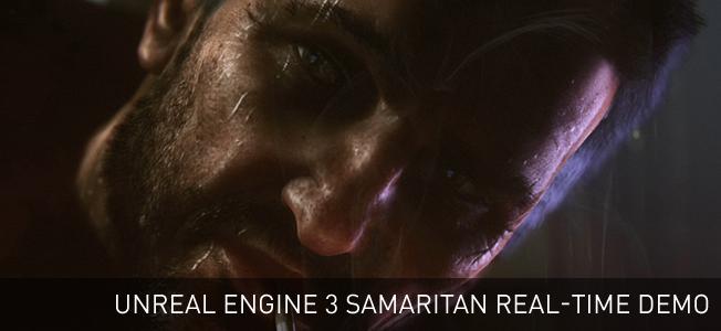Unreal Engine 3 Samaritan Real-Time Demo   GeForce