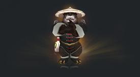 Pandaren Monk Pet