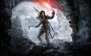 Rise of the Tomb Raider Game Bundle