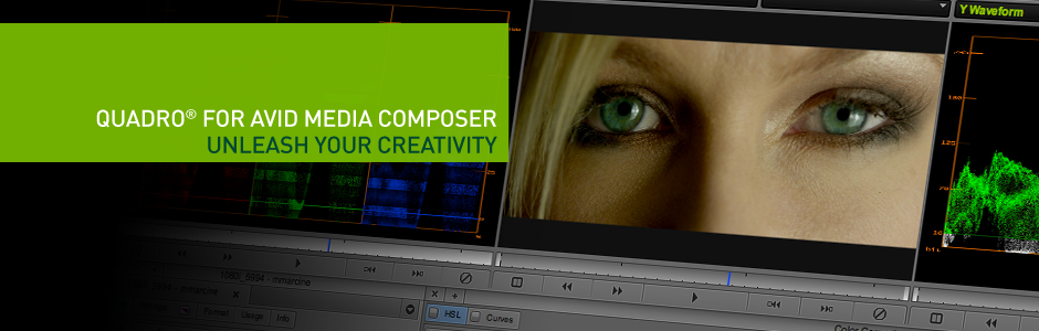 Quadro for Avid Media Composer