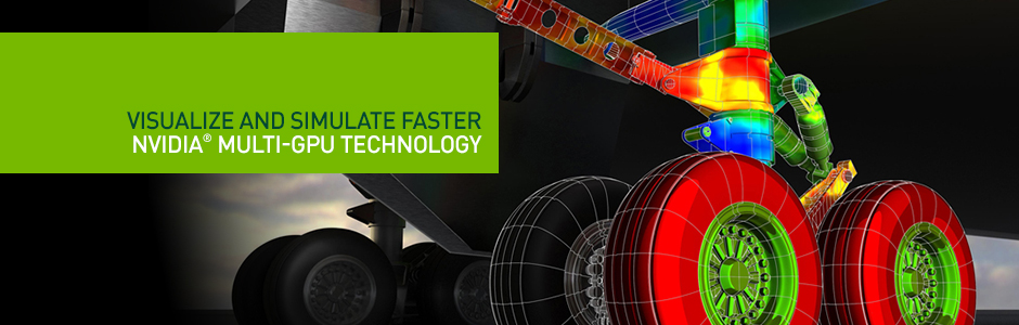 NVIDIA Maximus technology lets you create without the wait.