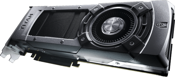 GeForce GTX TITAN graphics card