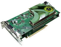 What is the new NVIDIA® GeForce® 7950 GX2?
