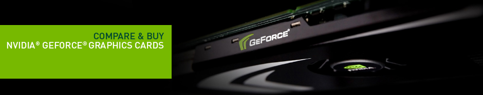 GeForce Compare and Buy