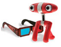 3D Cameras: Minoru 3D Webcam