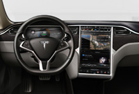 Energy-efficient NVIDIA Tegra module powers groundbreaking infotainment, navigation and digital instrument cluster system in Tesla Motors Model S electric sedan