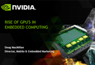 Rise of GPUs in Embedded Computing