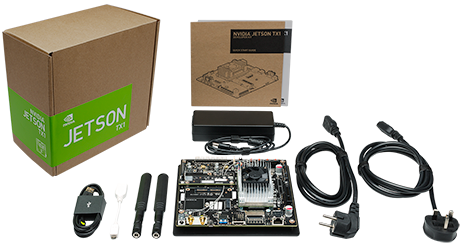 Jetson TX1 Developer Kit