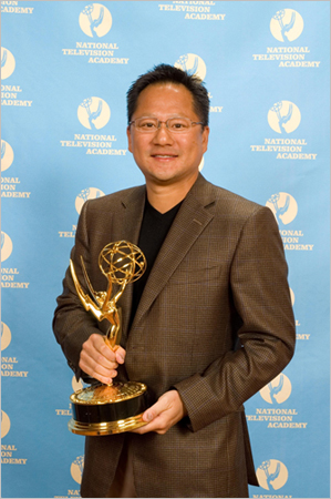 NVIDIA® Wins Technology And Engineering Emmy® Award