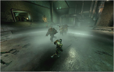 Hellgate: Volumetric Smoke and Fog
