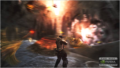 Lost Planet: Motion Blur