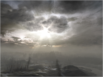 World in Conflict: HDR Lighting