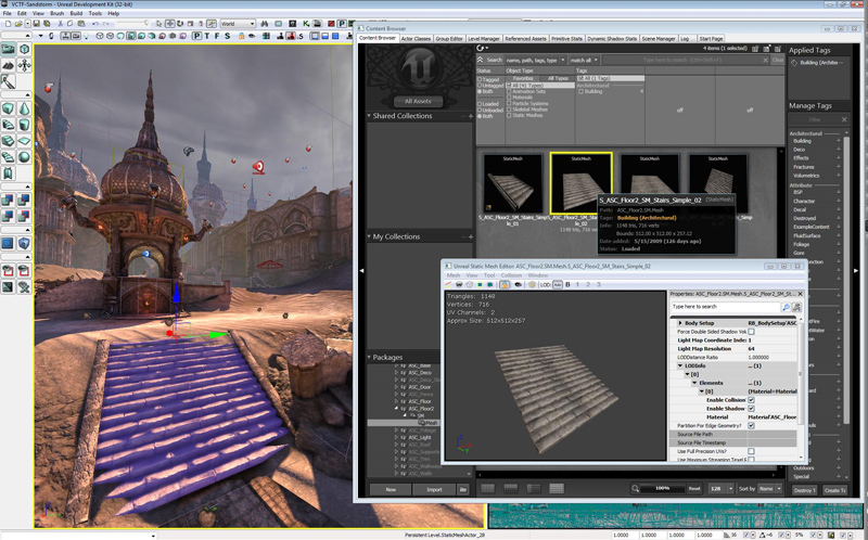 Epic Brings Nvidia 3d Vision Support To Unreal Engine 3
