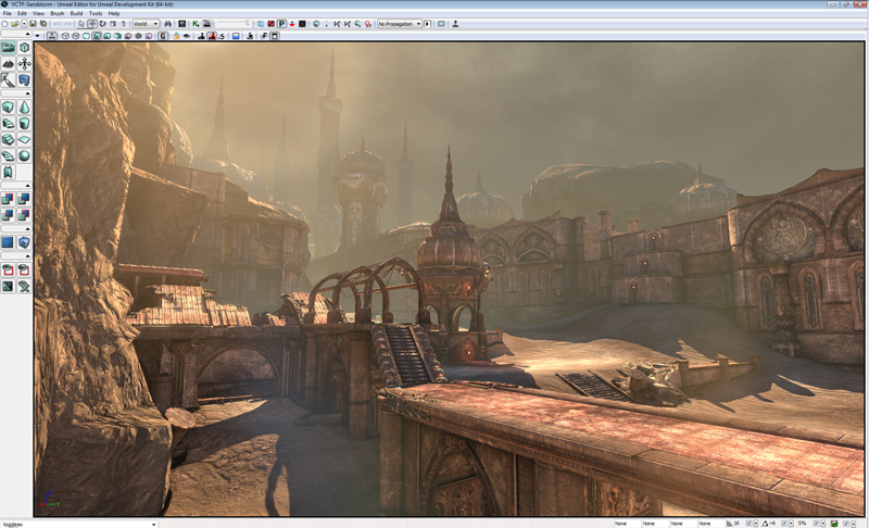 Epic Brings NVIDIA 3D Vision Support To Unreal Engine 3 |NVIDIA UK