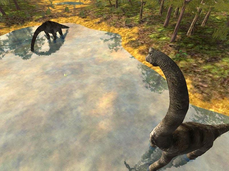 Games X Isle Dinosaur Island Nvidia Uk