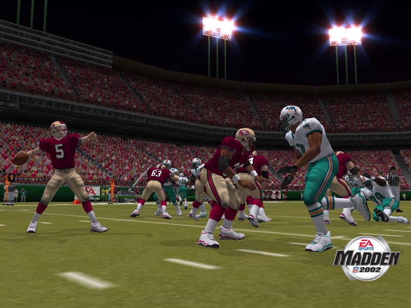 Games Madden 2002 Nvidia Uk
