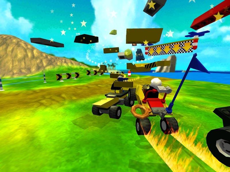 Games: Lego Racers 2|NVIDIA UK