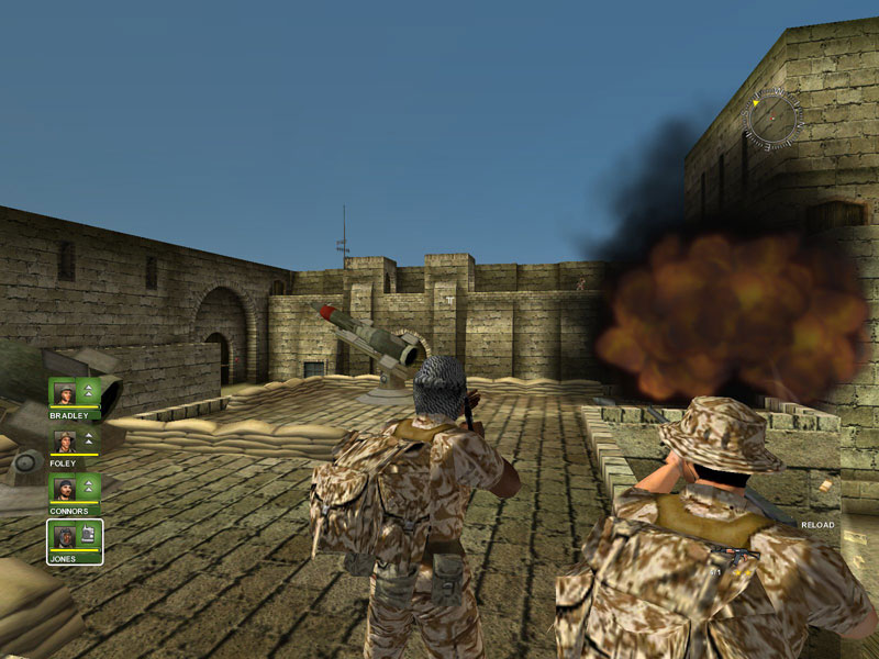free download desert storm 1 game full version for pc
